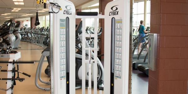 Cybex Free motion equipment.
