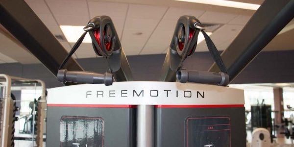 Free motion equipment.
