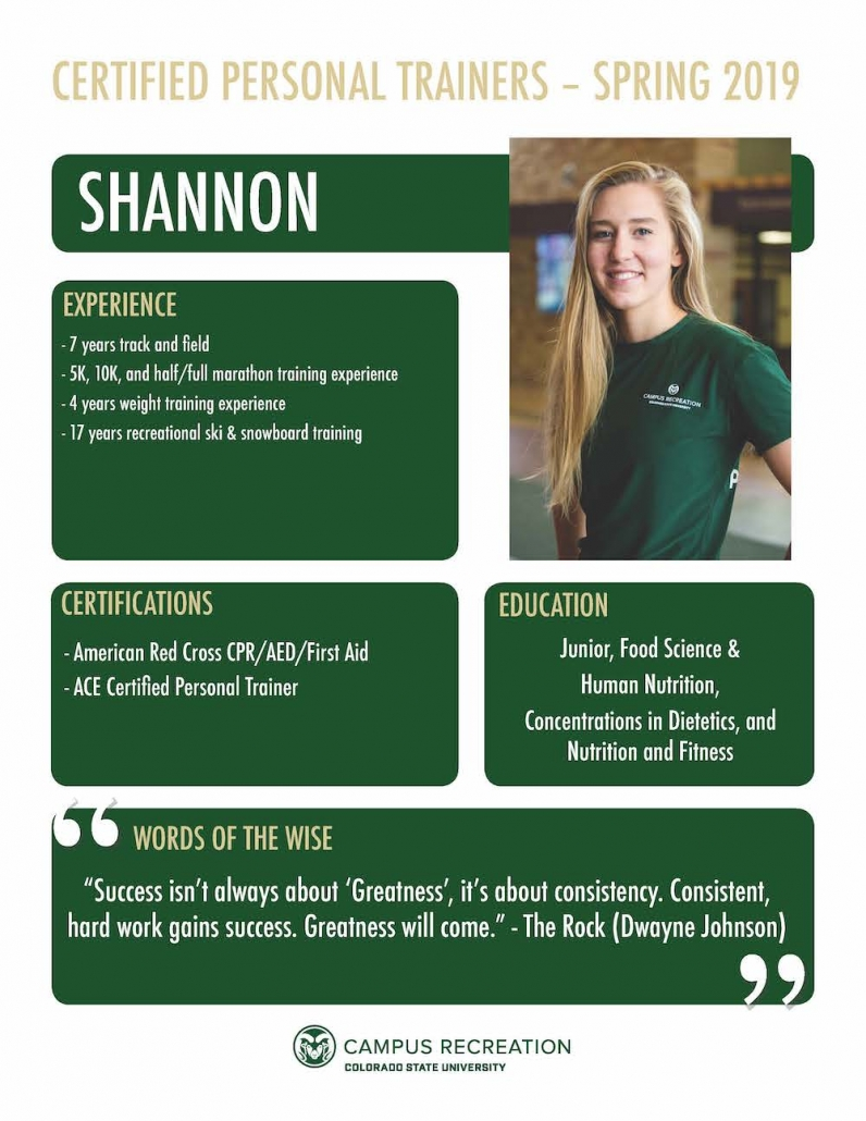 PT Bio for Shannon.